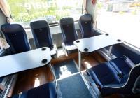 Sitzgruppe HEAG mobiBus Reisebus
