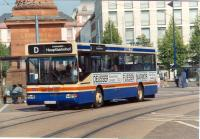1990 entsteht der HEAG Verkehrskonzern
