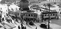 Historisches Foto Luisenplatz