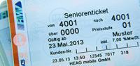 Seniorenticket