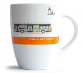 Tasse Hybridbus