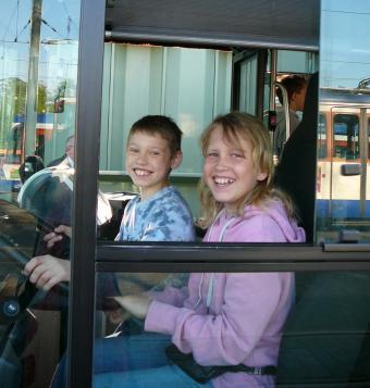 HEAG mobilo Sicherheitstraining für Grundschüler
